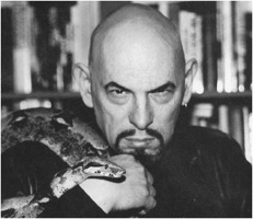 Anton LaVey: If he was still around, he'd be a Facebook Strumpet too.